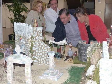 Inaugurada la XXXVII Exposición de Belenes y Dioramas Navideños de Guadalajara