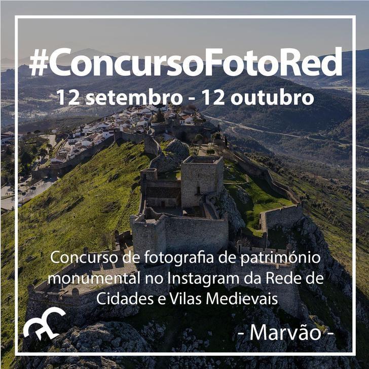 Últimos días para participar en el concurso fotográfico de la Red Medieval en Instagram