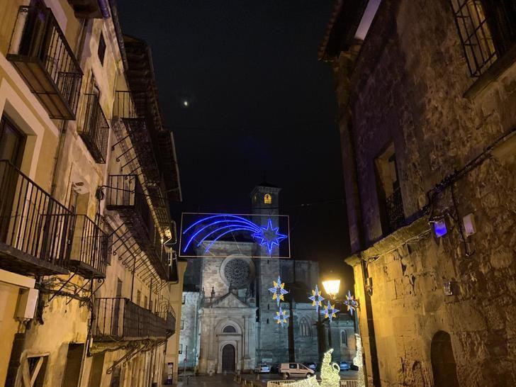 I Concurso de Escaparatismo Navideño en Sigüenza