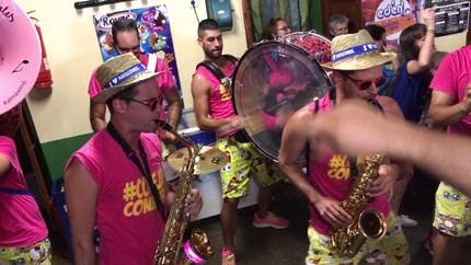 La charanga 'El conejo de la Loles' de Azuqueca representará a Castilla La Mancha en el VI Festival Nacional