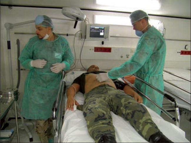 Convenio de Personal Sanitario Militar en los hospitales de Guadalajara