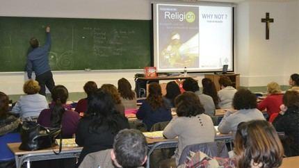 Se firma tras cuatro años negociando el I Convenio regional del profesorado de religión