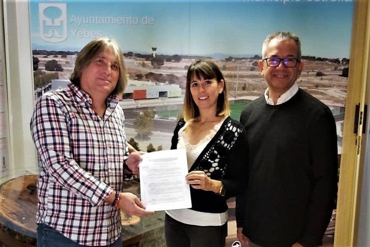 El Ayuntamiento de Yebes y Cáritas Valdeluz seguirán ayudando a las personas más vulnerables en 2020