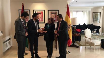 El alcalde de Azuqueca, vicepresidente de la Comisión de Cooperación al Desarrollo de la FEMP
