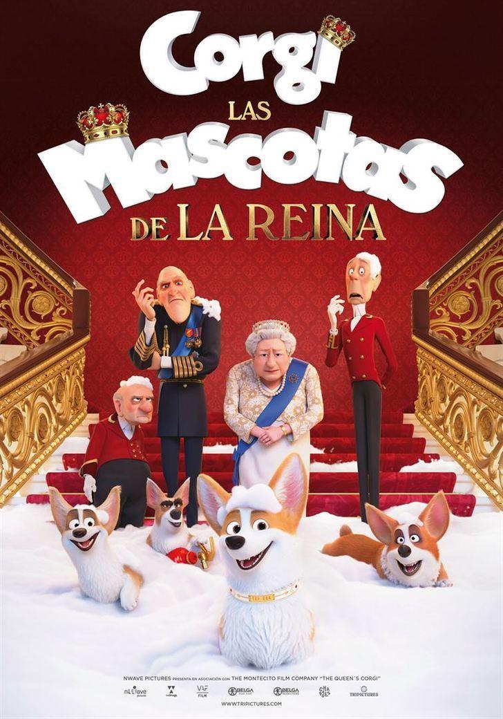 Corgi : Las mascotas de la reina