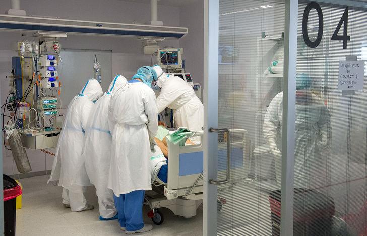De los 909 nuevos casos positivos de coronavirus detectados este viernes en CLM, 155 son de Guadalajara que registra DOS nuevas defunciones por Covid-19