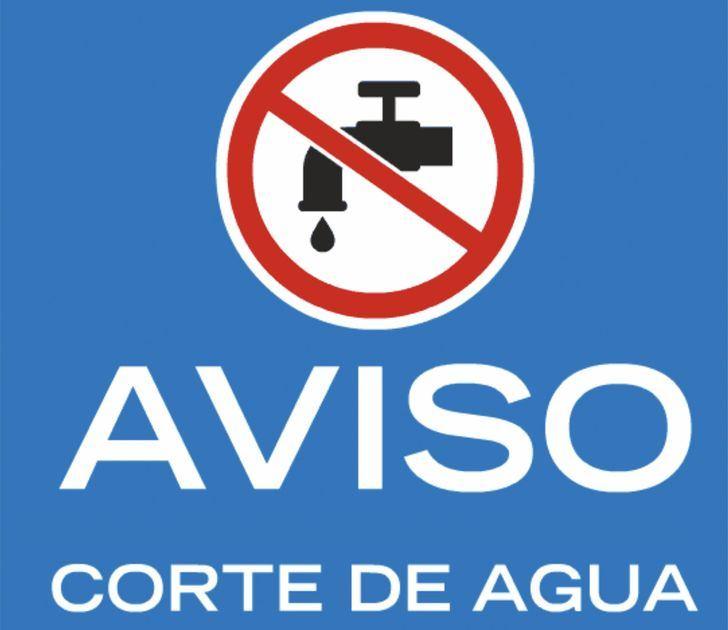 Corte de agua este lunes 6 de agosto en la Carrera y en la piscina de San Roque