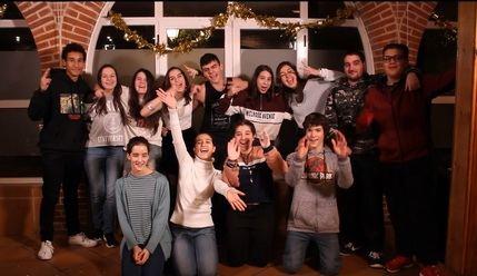 Villanueva de la Torre estrena un corto rodado por sus jóvenes