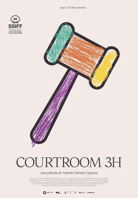 Courtroom 3H