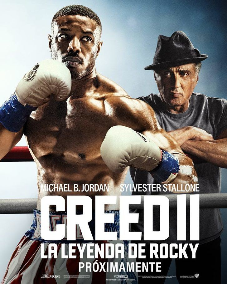 Creed 2 : La leyenda de Rocky