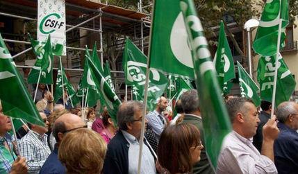CSIF exige a la Junta del socialista Page el abono del trabajo de los tribunales de oposición de junio de 2019