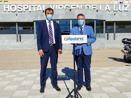 """Denuncian """"la inoperancia"""" de Page que se traduce en datos preocupantes en las listas de espera quirúrgica de Cuenca"""