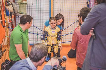 La Fundación Nipace organiza en Guadalajara un curso pionero en neurorrehabilitación intensiva