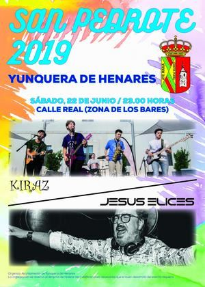 Yunquera dará la bienvenida al verano con el inicio de las fiestas de San Pedro