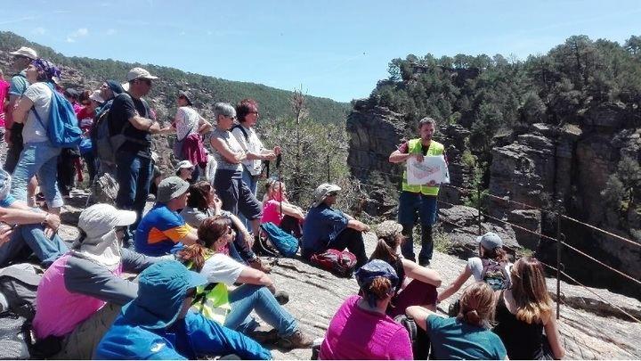 Más de 300 participantes en el Geolodía19 de Guadalajara