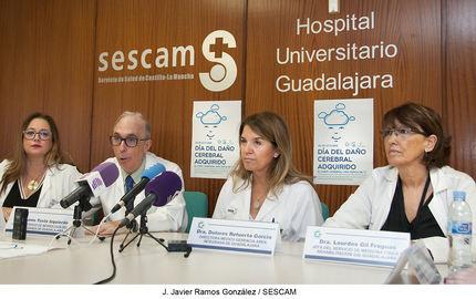 Pacientes, familiares y trabajadores del IEN recorrerán el viernes el centro de Guadalajara para visibilizar el daño cerebral y su prevención