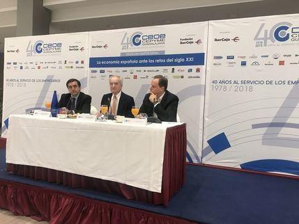Daniel Lacalle muestra en Guadalajara las pautas a seguir para un crecimiento sostenido