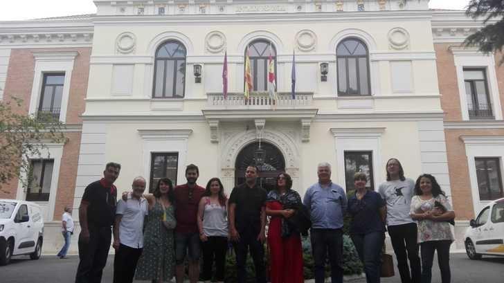 """Para Unidas Podemos IU los presupuestos de la Diputación de Guadalajara son una """"oportunidad perdida"""""""