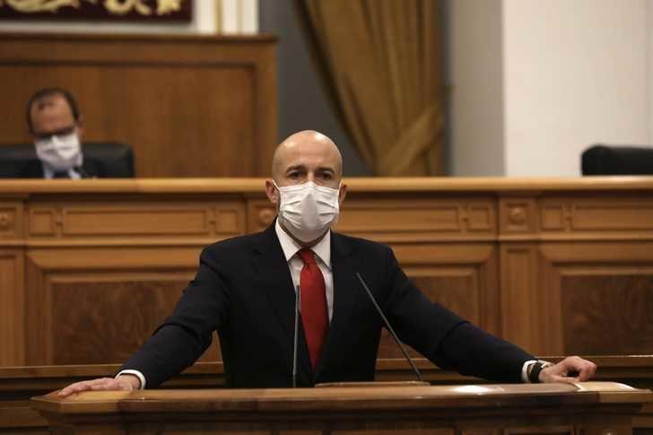 Ciudadanos pedirá explicaciones a Page en las Cortes por la 'pésima y precaria situación' del Hospital de Toledo a consecuencia del temporal