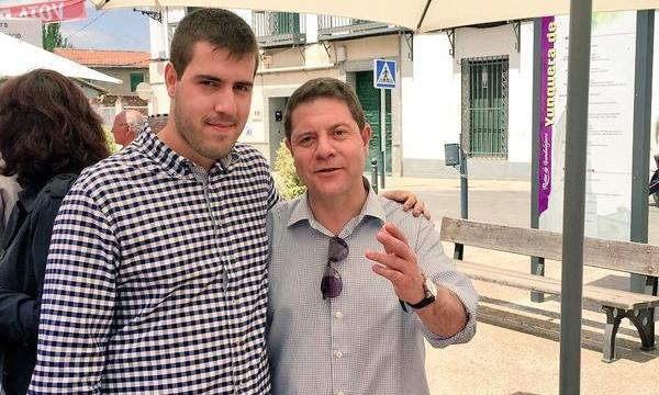 Detenido el alcalde de Fontanar tras siete horas de registro en el Ayuntamiento