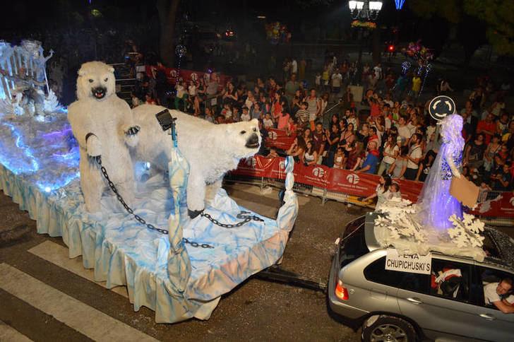 Aplazado el Desfile de Carrozas de Azuqueca del domingo por la activación del METEOCAM