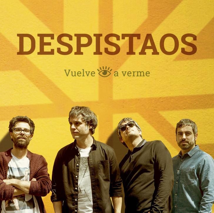 """Los alcarrreños Despistaos presenta su nuevo EP """"Vuelve a verme"""""""