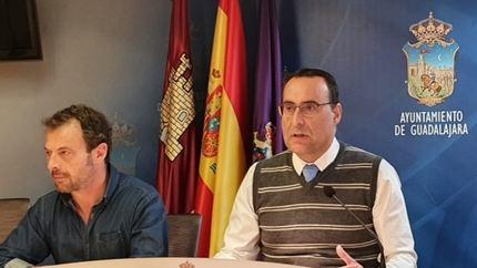"""Antonio de Miguel: """"Vox aboga por la reducción del gasto político para ayudar a los vecinos de Guadalajara antes de la pandemia, ahora y después de la pandemia"""""""