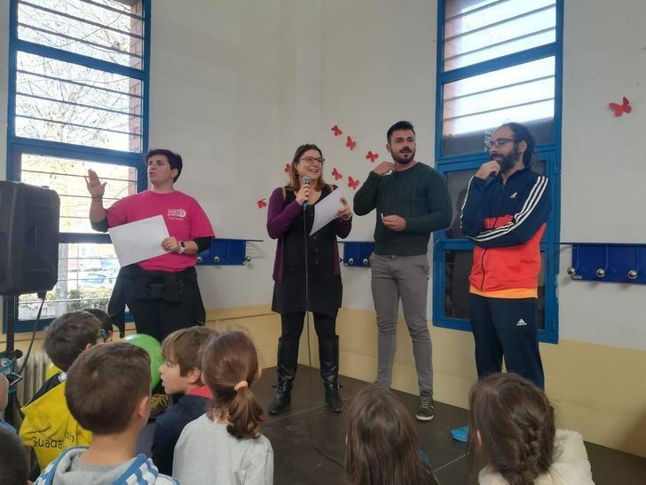 El ayuntamiento de Guadalajara celebra en el Centro Social de la calle Cifuentes el Día Internacional del Vountariado