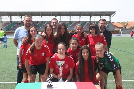 Más de 2.000 personas pasaron por el 8º Torneo Ramiro Almendros, celebrado con gran éxito