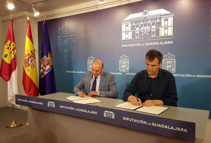 Diputación aporta 200.000 euros para Guadalajara como Ciudad Europea del Deporte