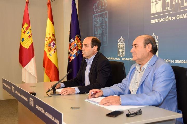 La Diputación de Guadalajara aprueba más de 640.000 euros para obras hidráulicas y de eficiencia energética
