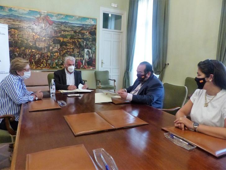 La Diputación de Guadalajara facilita asistencia jurídica a los ayuntamientos de la provincia de hasta 5.000 habitantes