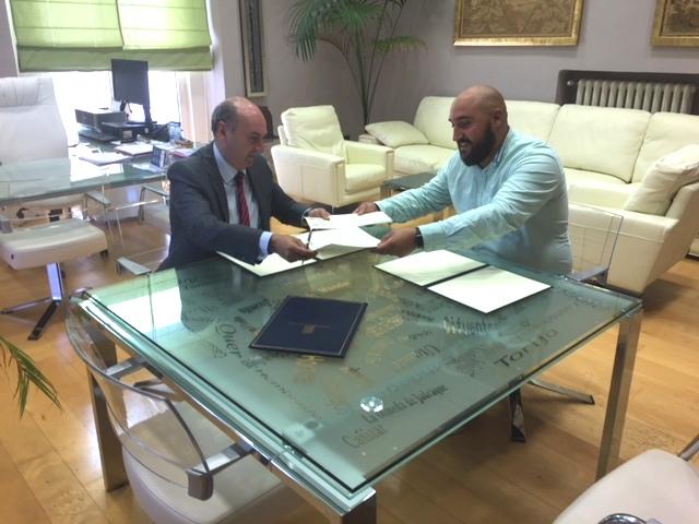 La Diputación de Guadalajara ayuda con 16.000 euros al Club Alcarreño de Salvamento