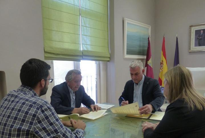 La Diputación financia con 15.000 euros el Programa Ecoescuelas en Guadalajara durante 2019