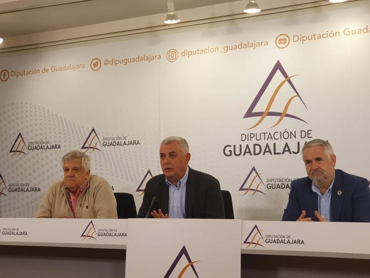 La Diputación de Guadalajara llegará hasta el 95% con su aportación a las subvenciones de Eficiencia Energética a los pueblos