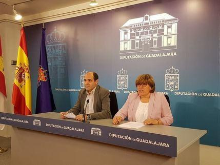 La Diputación reafirma su apoyo al Geoparque de Molina–Alto Tajo con una ayuda económica de 25.000 euros