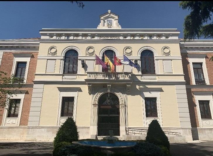 Orden del Día Pleno Extraordinario Diputación de Guadalajara