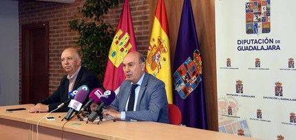 La Diputación dotará de ordenadores portátiles, PC's e impresoras a 134 municipios de Guadalajara