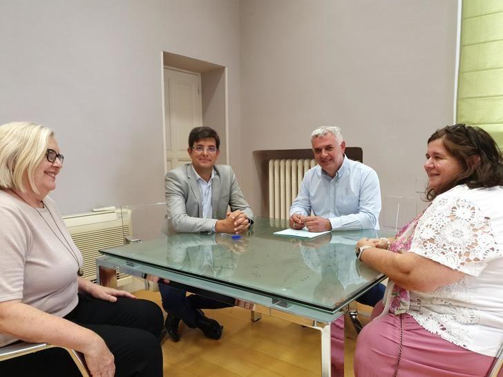La Diputación de Guadalajara firma tres convenios con la Universidad de Alcalá por importe de 20.000 euros