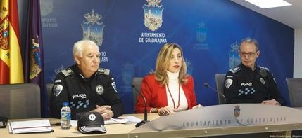 """""""Garantizar la seguridad y que todo transcurra sin incidencias"""", objetivo del dispositivo de seguridad de Guadalajara para estas navidades"""