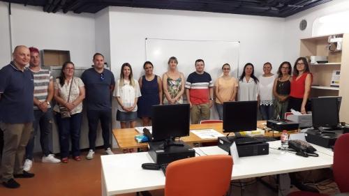El Ayuntamiento de Cabanillas busca nuevo docente para el Taller de Empleo del programa Recual