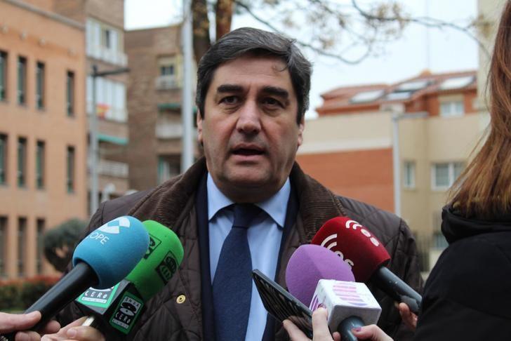 Echániz afirma que desde que el socialista Sánchez gobierna en España, en Guadalajara hay 2.000 personas desempleadas más