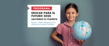 Conferencia 26 febrero : 'Educar para el Futuro 2020' en la Fundación Ibercaja de Guadalajara