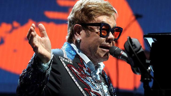 Apoteosis de Elton John en Madrid