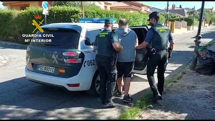 La Guardia Civil detiene en El Casar a una persona por cultivo de marihuana