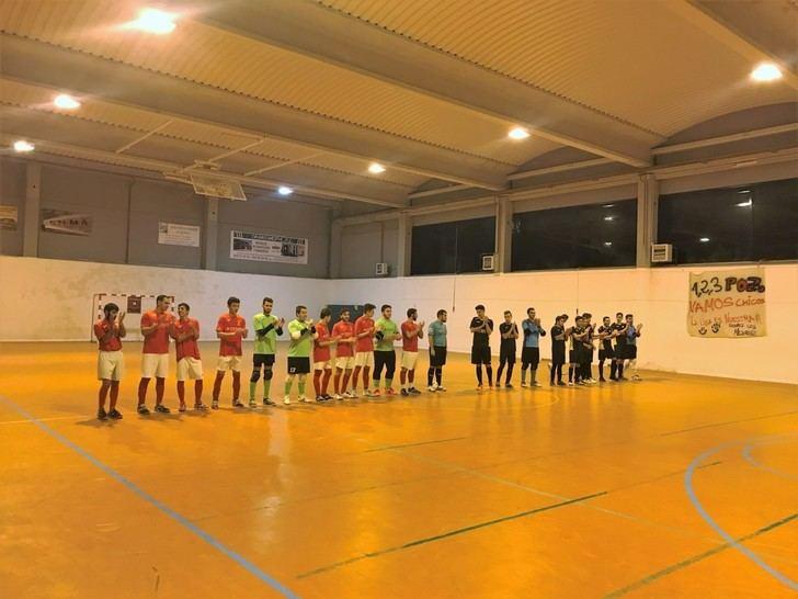 El FS Pozo de Guadalajara cayó desquiciado en el derbi ante el Almonacid (3-6)