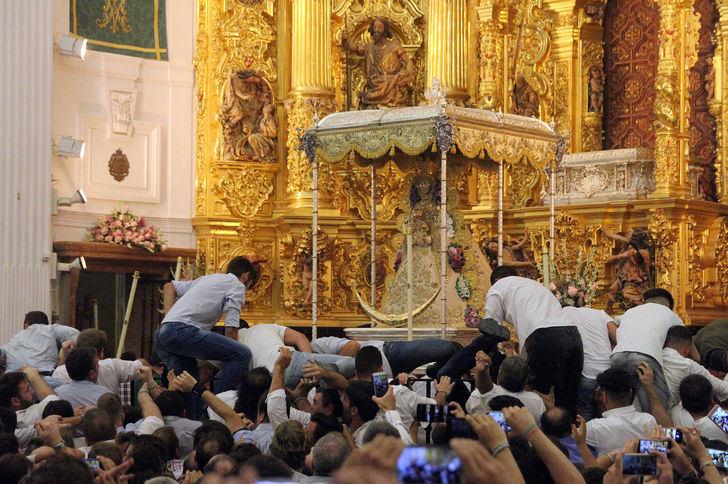 La Romería de la Virgen del Rocío, supendida por segundo año consecutivo por el coronavirus