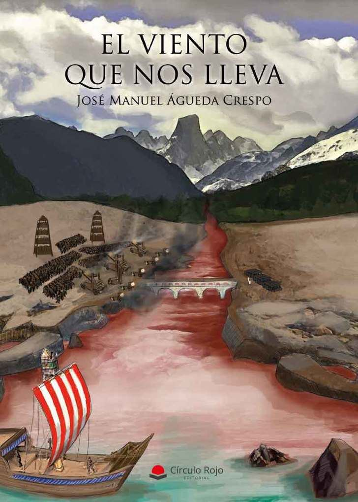 """La aventura llega a su fin, el alcarreño José Manuel Águeda publica """"El viento que nos lleva"""""""