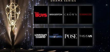 Estos son todos los nominados a los Premios Emmy 2021