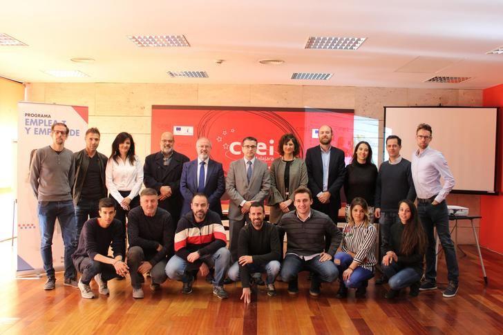 Arranca en Guadalajara una nueva edición del Programa Emplea-T y Emprende de Fundación IberCaja
